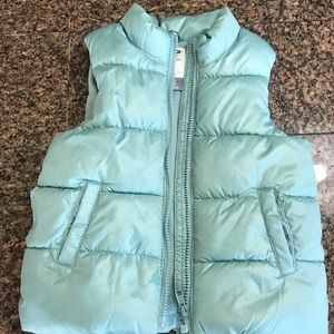Puffer vest from Old Navy size 4t